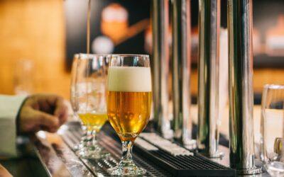 Team Event at Bertinchamps brewery!