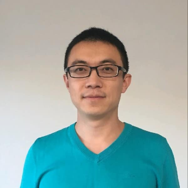 Engibex consultant - Jeff Zhang